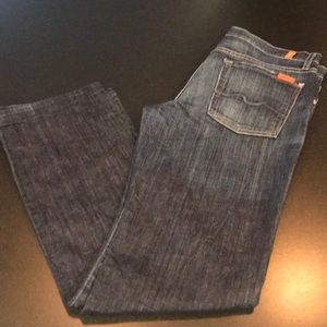 7FAM men's standard cut jeans (size 32x30)
